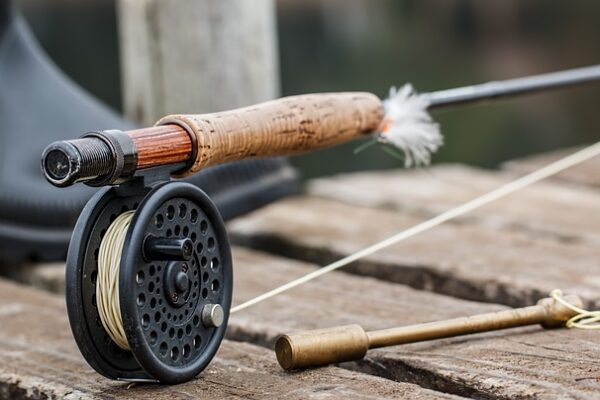 trout fly fishing rod